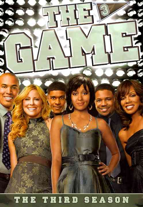 GAME:THIRD SEASON BY THE GAME (DVD)